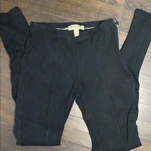 Burberry skinny black pants